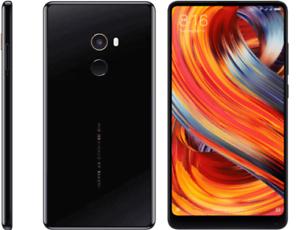 Smartphone XIAOMI Mi Mix 2 EU 64 GB Negro
