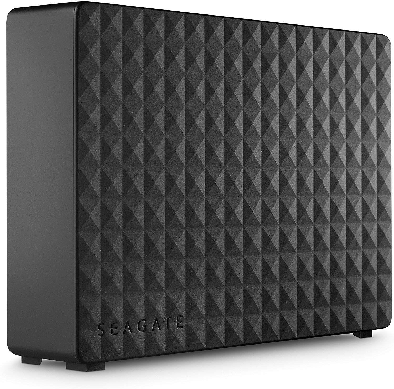 """Seagate Expansion - Disco duro externo de 6 TB, Desktop 3.5"""", con USB 3.0"""
