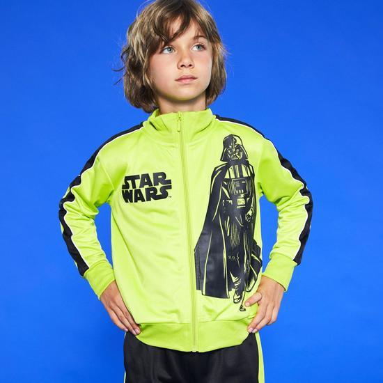 Chandal niños hay varios modelos niño y niña personajes Disney starwars