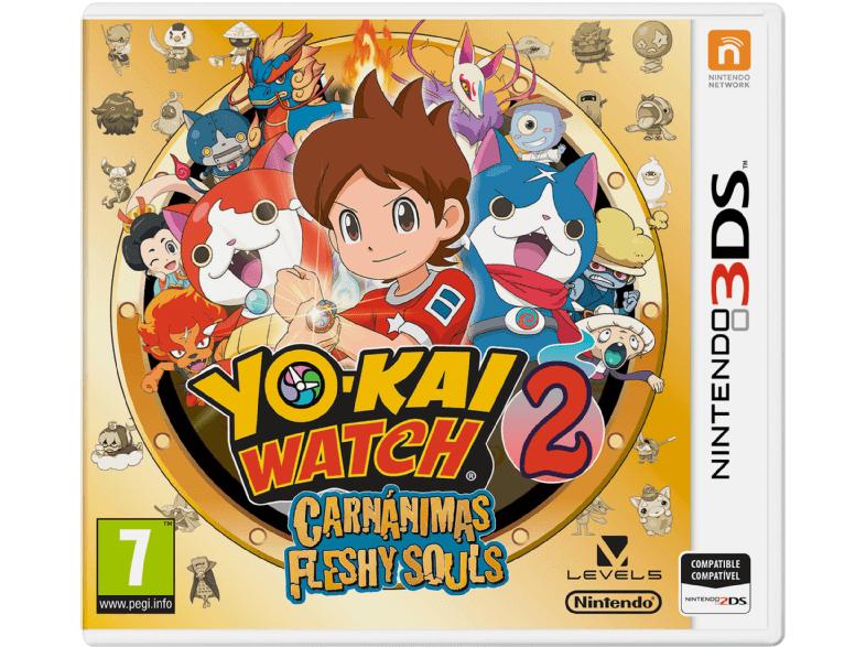 Yo-kai Watch Carnánimas y fantasqueletos