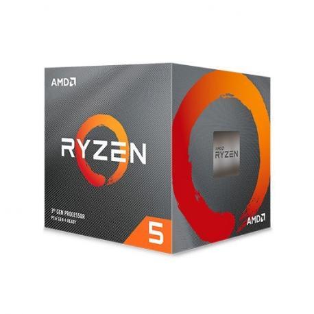 AMD Ryzen 5 3600X 3.8GHz @4.4Ghz  BOX