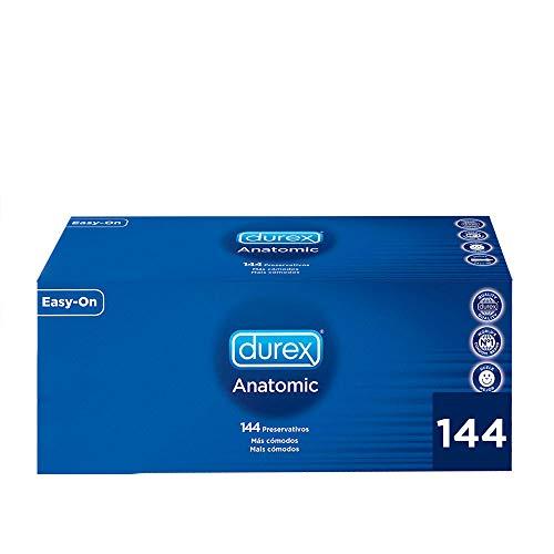 Mega Pack Durex 144 Unidades solo 28.9€