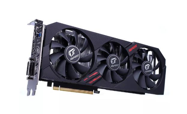 Colorful® iGame GTX 1660 Ti Ultra 6GB GDDR6 por solo 239€!