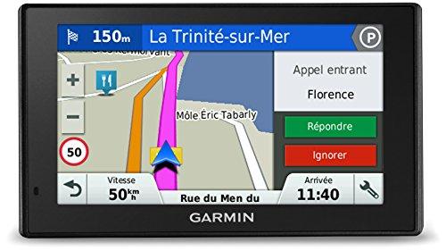 Garmin DriveSmart 50 We LM - Navegador GPS mapas de por Vida