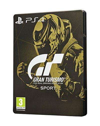 Gran Turismo Sport - Ed Especial PS4
