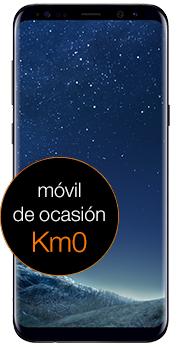 Samsung S8 plus  km0 orange libre