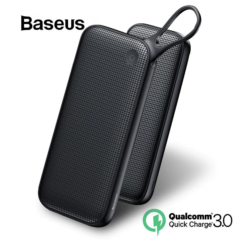 Baseus 20000mAh Con QC 3.0 - Desde España