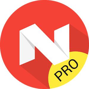ANDROID: N Launcher Pro - Nougat 7.0 (GRATIS)