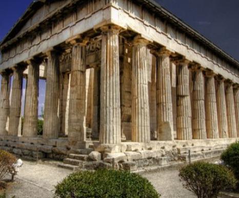 Vuelos directos Madrid - Atenas desde 67€