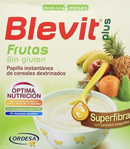 Superfibra Frutas Cereales - Paquete de 2 x 300 gr - Total: 600 gr