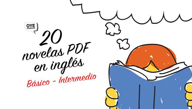 20 novelas en inglés (Básico-Intermedio)