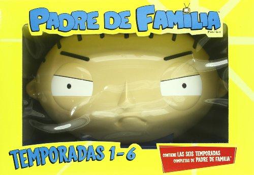 DVD Pack Padre De Familia (temporadas 1-6)