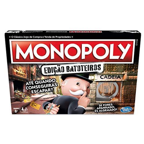 Monopoly - Tramposo (Hasbro) Edición Portuguesa