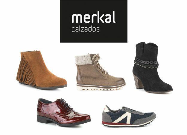 20% extra en Merkal Calzados