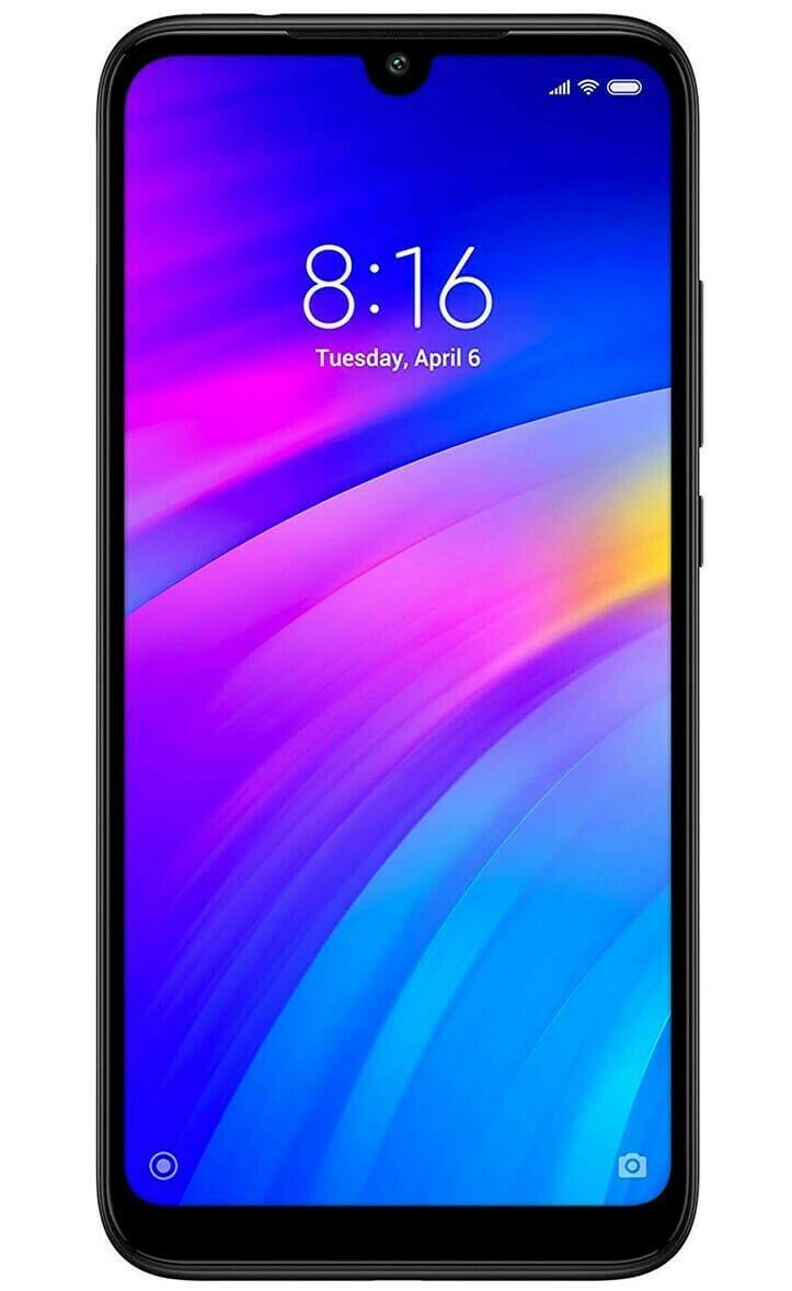 Xiaomi Redmi 7 Versión Global Negro 3GB/32GB
