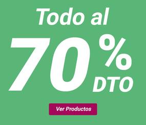 LIQUIDACION AL 70% EN CASI TODO EL STOCK DE PRODUCTOS
