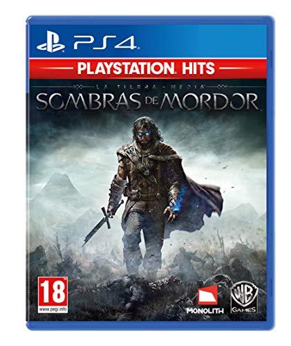 La Tierra Media - Sombras de Mordor (PS4-Hits)