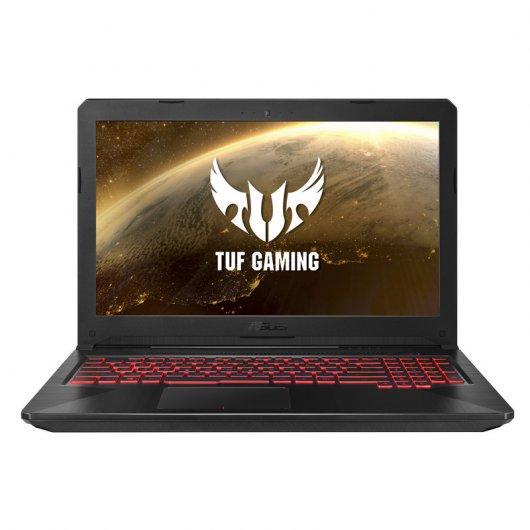 Asus TUF Gaming FX504 GTX1060