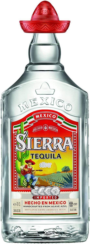 Tequila Sierra Blanca Silver - 700 ml.