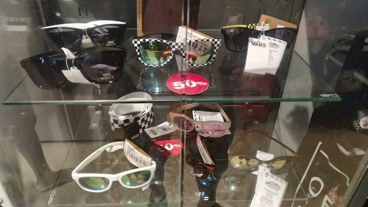 Gafas de sol spicoli 4 shades black/white Vans