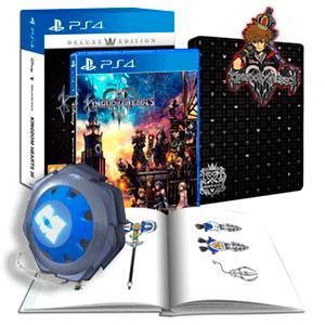 Kingdom Hearts 3 Edición Deluxe