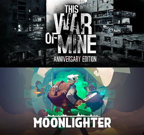 Próximos juegos gratis Epic Games: Moonlighter y This War of Mine