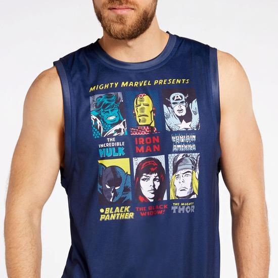 Camisetas hombre Star Wars y Marvel por 4,74€ ó 5,33€