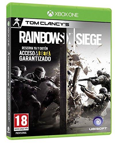 XBOX ONE: Rainbow Six Siege (juego físico)