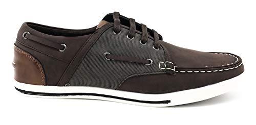 Zapatos Casual Estilo Náutico