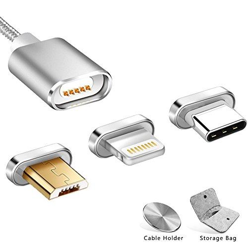Cargador magnético para todos los móviles