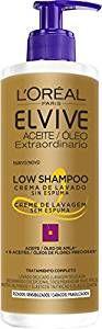 Elvive Low Shampoo Cabellos Rizados 400mL
