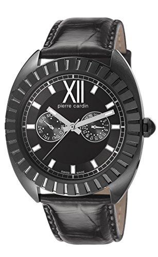 Reloj Pierre Cardin - Colores Negro, Plata/negro y Plata