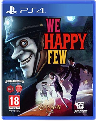 We Happy Few para PS4