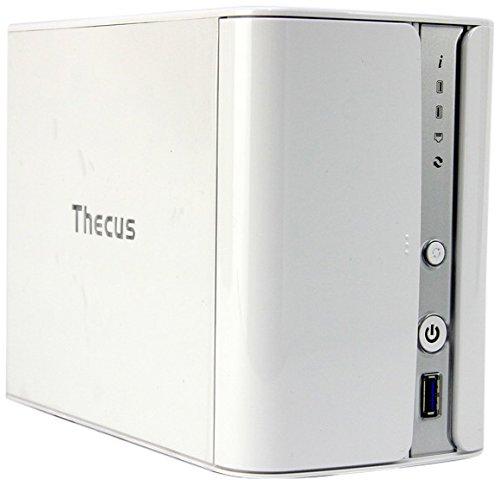 Thecus N2520 - Servidor NAS