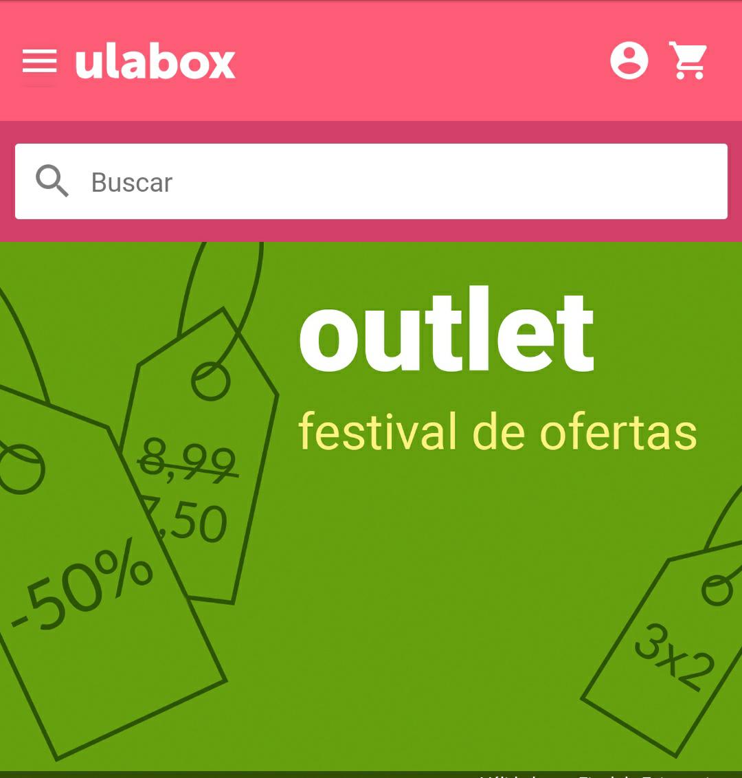 Recopilación chollos Ulabox desde 1 €uro