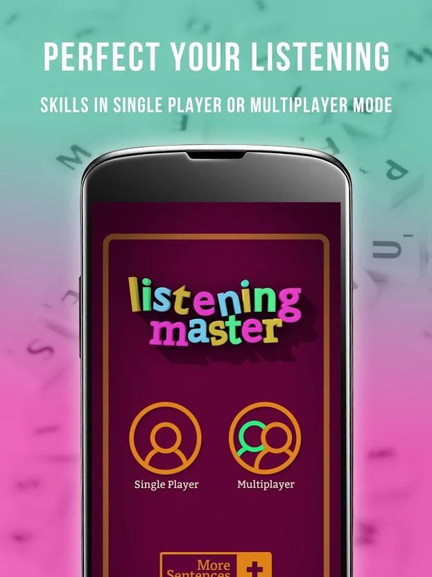Listening Master (entender inglés, Android)