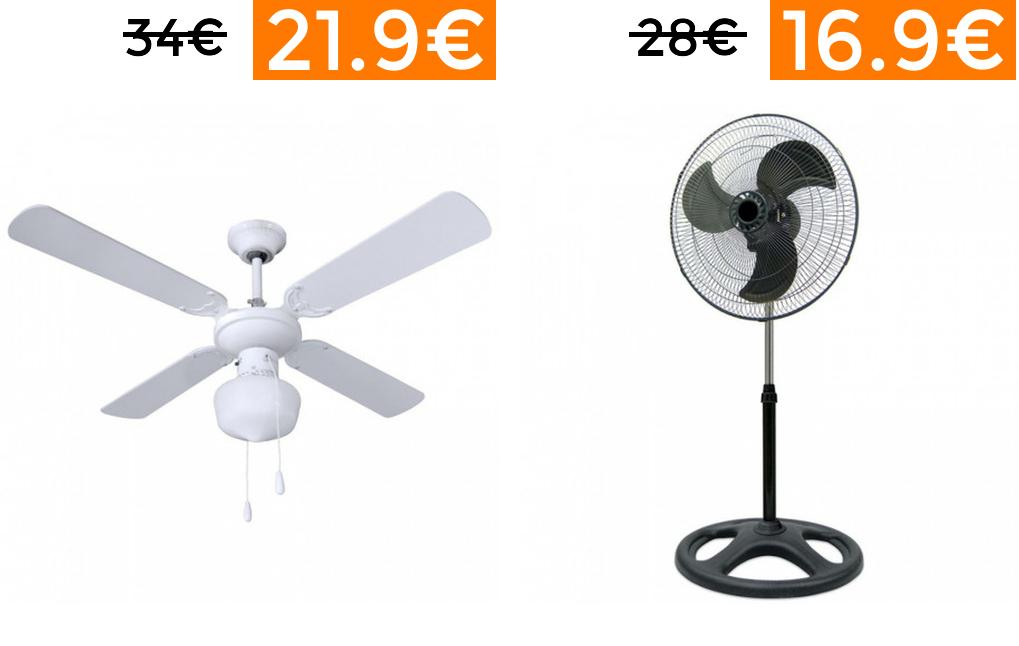 Ofertas en ventiladores hasta 70% - Orion91