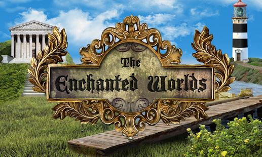 Los mundos encantados