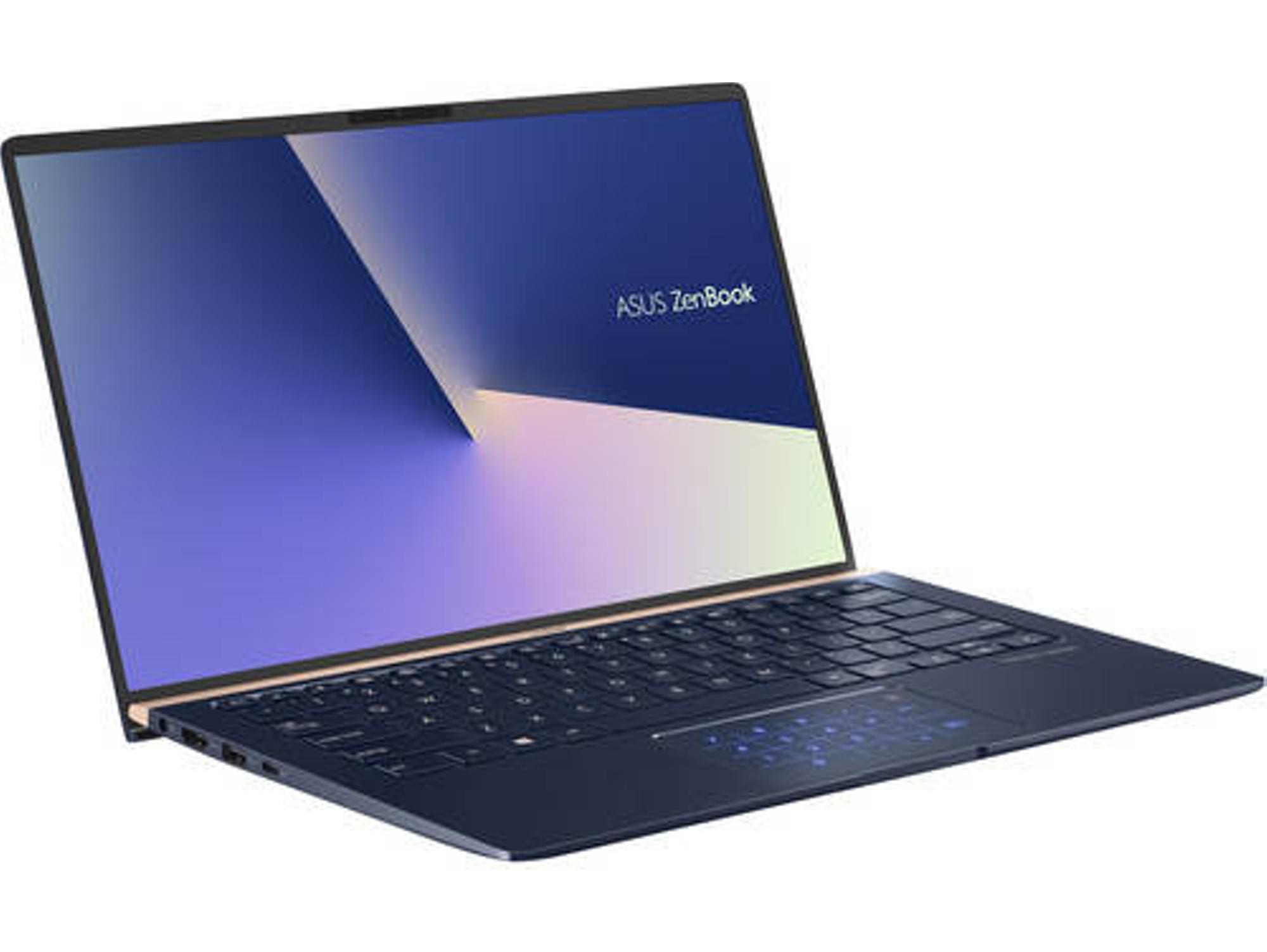 ASUS ZenBook 14 (i5-8265U, RAM: 8 GB, 256 GB SSD)
