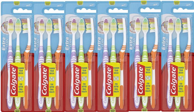 18 cepillos de dientes por 1.73€ :O