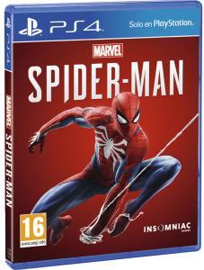 Marvel's Spider- Man (PS4, físico, Castellano)