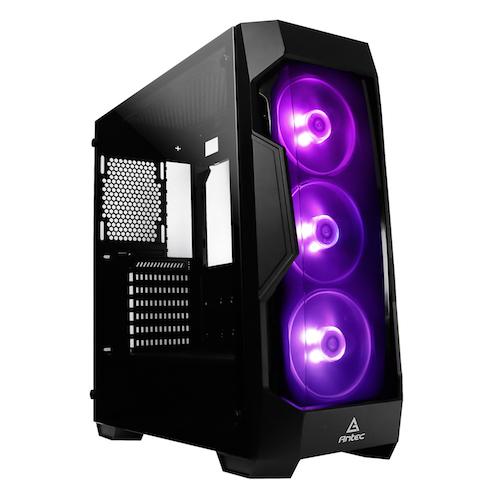 Antec Dark Fleet DF500 RGB Cristal Templado - Caja/Torre