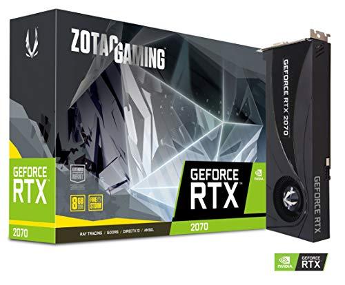 REACON: RTX 2070 aunque con 1 ventilador