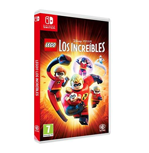 Juego LEGO Los Increíbles para Nintendo Switch