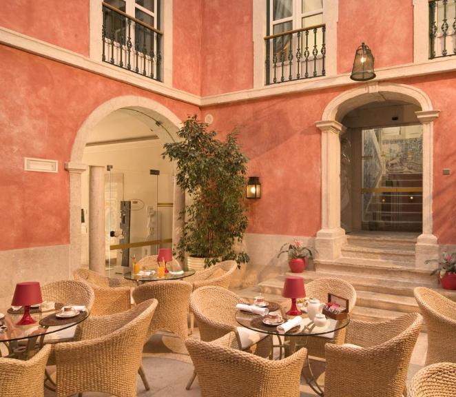 LISBOA FIN DE SEMANA: HOTEL 5* POR 55€ POR PERSONA