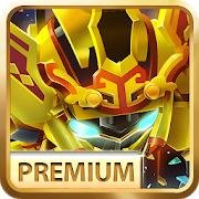 Superhero Fruit 2 Premium: Robot Fighting (Android)