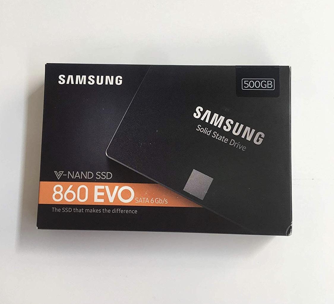 Samsung 860 EVO 500 GB