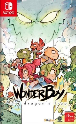 Wonder Boy: The Dragon´s Trap Físico