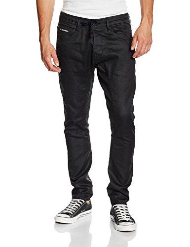 Jeans Vaqueros de Jack and Jones Negros, 2 tallas muy habituales a precio regalado.