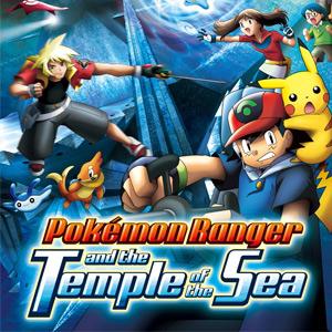 Gratis TV Pokémon: Pokémon Ranger y el Templo del Mar